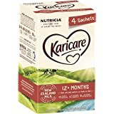 Karicare+ 3 Toddler Milk Drink Powder Sachets From 12+ Months 4 Pack 35.6g