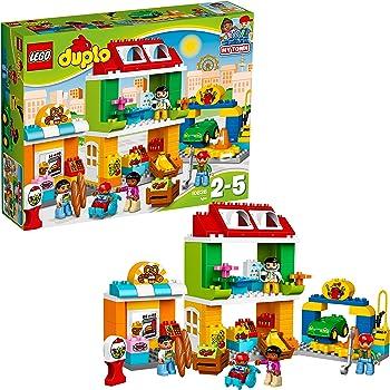 """レゴ(LEGO)デュプロ デュプロ(R)のまち""""みんなのまち"""" 10836"""