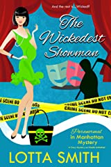 The Wickedest Showman (Paranormal in Manhattan Mystery: A Cozy Mystery Book 14) Kindle Edition