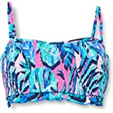 Pour Moi? Women's Free Spirit Strapless Underwired Top Bikini