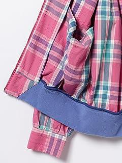 Zip Up Blouson 11-18-4036-139: Pink
