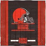 "Officially Licensed NFL ""Safety"" Comforter and Sham Set, Multi Color, Multiple Sizes"