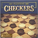 "Checkers 13""x13"" Board Game in Box"