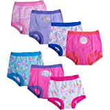 Peppa Pig Girls GTP6032 7-Pack Training Underwear - Multi