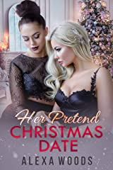 Her Pretend Christmas Date: A Lesbian Christmas Romance Kindle Edition