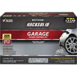 Rust-Oleum 293513 RockSolid Polycuramine 2.5 Car Garage Floor Kit, Gray