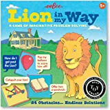 eeBoo's Lion in my Way Game