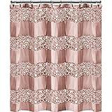 Popular Bath Sinatra Shower Curtain, Blush