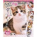 ニャンころりん。やんちゃな子猫カレンダー(4)