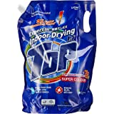 Top Concentrated Liquid Detergent Refill, Super Colour, 1.6kg