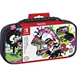 Nintendo Switch Game Traveler Deluxe Travel Case - Splatoon - Nintendo Switch - Imported USA.