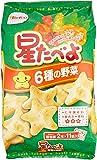 栗山米菓 星たべよ(やさい) 22枚 ×12袋