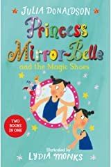 Princess Mirror-Belle and the Magic Shoes (Bind Up 2) Kindle Edition
