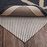 LHFLIVE 5' x 7' Non-Slip Area Rug Pad Extra Thick Rug Gripper for Any Hard Surface Floors, Keep Your Rugs Safe and in Place