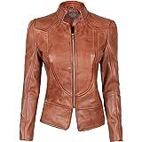 Decrum Women Lightweight Jacket - Grey and Brown Light Jacket for Women