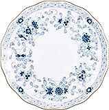 NARUMI(ナルミ) プレート ミラノ ブルー 17cm パン 日本製 9682-1413