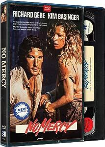 No Mercy (Retro VHS Packaging) [Blu-ray]