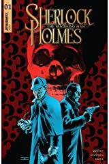 Sherlock Holmes: The Vanishing Man #1 Kindle Edition