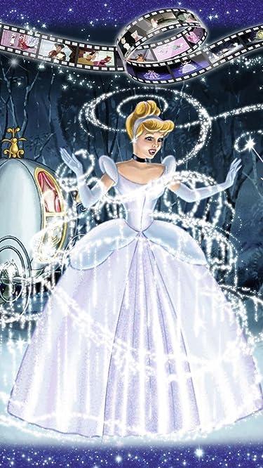 ディズニー  iPhone/Androidスマホ壁紙(640×1136)-1 - Cinderella