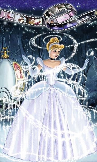 ディズニー  iPhone/Androidスマホ壁紙(480×800)-1 - Cinderella