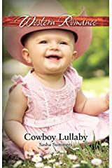 Cowboy Lullaby (The Boones of Texas Book 6) Kindle Edition