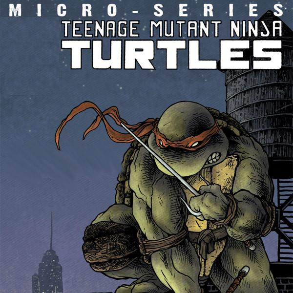 Download Teenage Mutant Ninja Turtles Micro Series (Issues) (8 Book Series) B01883MVDE