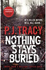 Nothing Stays Buried (Twin Cities Thriller) Kindle Edition