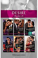 Desire Box Set Feb 2021/Back in the Texan's Bed/Scandalising the CEO/One Night with Cinderella/Seducing His Secret Wife/The Heir/Twice t (Texas Cattleman's Club: Heir Apparent Book 1) Kindle Edition