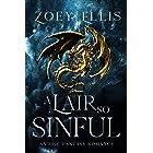 A Lair So Sinful (The Last Dragorai Book 1)