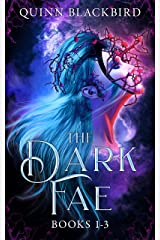 The Dark Fae Box Set 1: A Dark Enemies to Lovers Paranormal Romance Kindle Edition