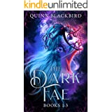 The Dark Fae Box Set 1: A Dark Enemies to Lovers Paranormal Romance