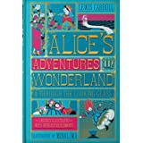 Alice's Adventures In Wonderland & Through The Looking-Glass [Illustrated Edition]