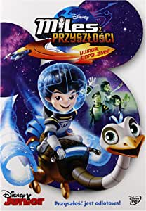 Miles from Tomorrowland [DVD] (English audio)