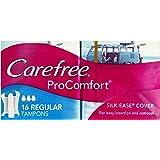 Carefree Tampons ProComfort Regular 16