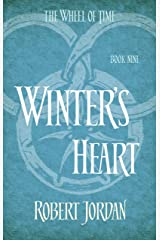 Winter's Heart: Book 9 of the Wheel of Time (soon to be a major TV series) Kindle Edition