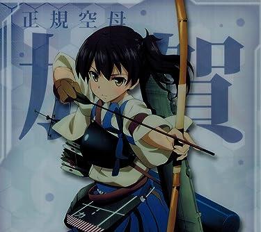 艦隊これくしょん~艦これ~  iPhone/Androidスマホ壁紙(960×854)-1 - 加賀