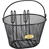 Nantucket Bike Basket Co Kid's Surfside Mesh Wire Basket