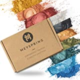 MEYSPRING Two Tone Collection - Epoxy Resin Color Pigment - Mica Powder Set 100g