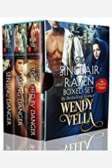 The Sinclair & Raven Series: (Books 1-3) A Regency Romance Collection Kindle Edition