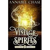 Vintage Spirits: A Paranormal Women's Fiction Novel (Midlife Magic Cocktail Club Book 3)
