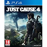 Just Cause 4 Standard Edition (PS4) - Imported from England