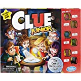 CLUEDO JUNIOR - The case of the missing Cake - 2 to 6 Players - Kids Mystery Board Games & Toys - Ages 5+