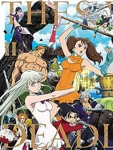 七つの大罪 神々の逆鱗 Blu-ray BOX II