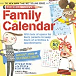 The Questioneers Family Planner 2020 Wall Calendar