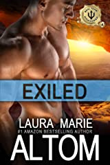 Exiled (SEAL Team: Disavowed Book 4) Kindle Edition