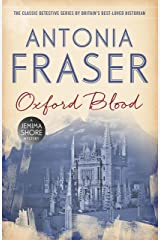 Oxford Blood: A Jemima Shore Mystery Kindle Edition