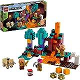レゴ(LEGO) マインクラフト ゆがんだ森 21168
