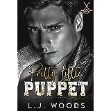 Pretty Little Puppet: Enemies to Lovers Dark College Sports Romance (Elite Royal University Book 1)
