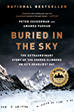 Buried in the Sky: The Extraordinary Story of the Sherpa Climbers on K2's Deadliest Day (English Edition)
