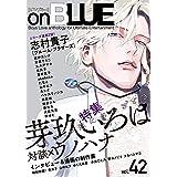 on BLUE vol.42 (on BLUE comics)